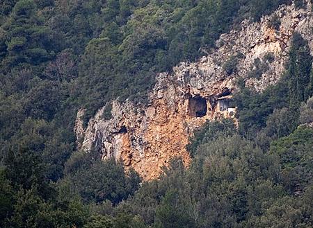 Пещерата на св. Козма. Снимка (c) Мартин Митов